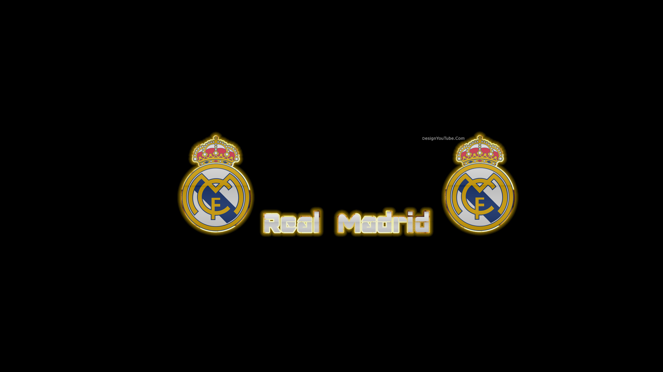 Real Madrid Youtube Channel Art