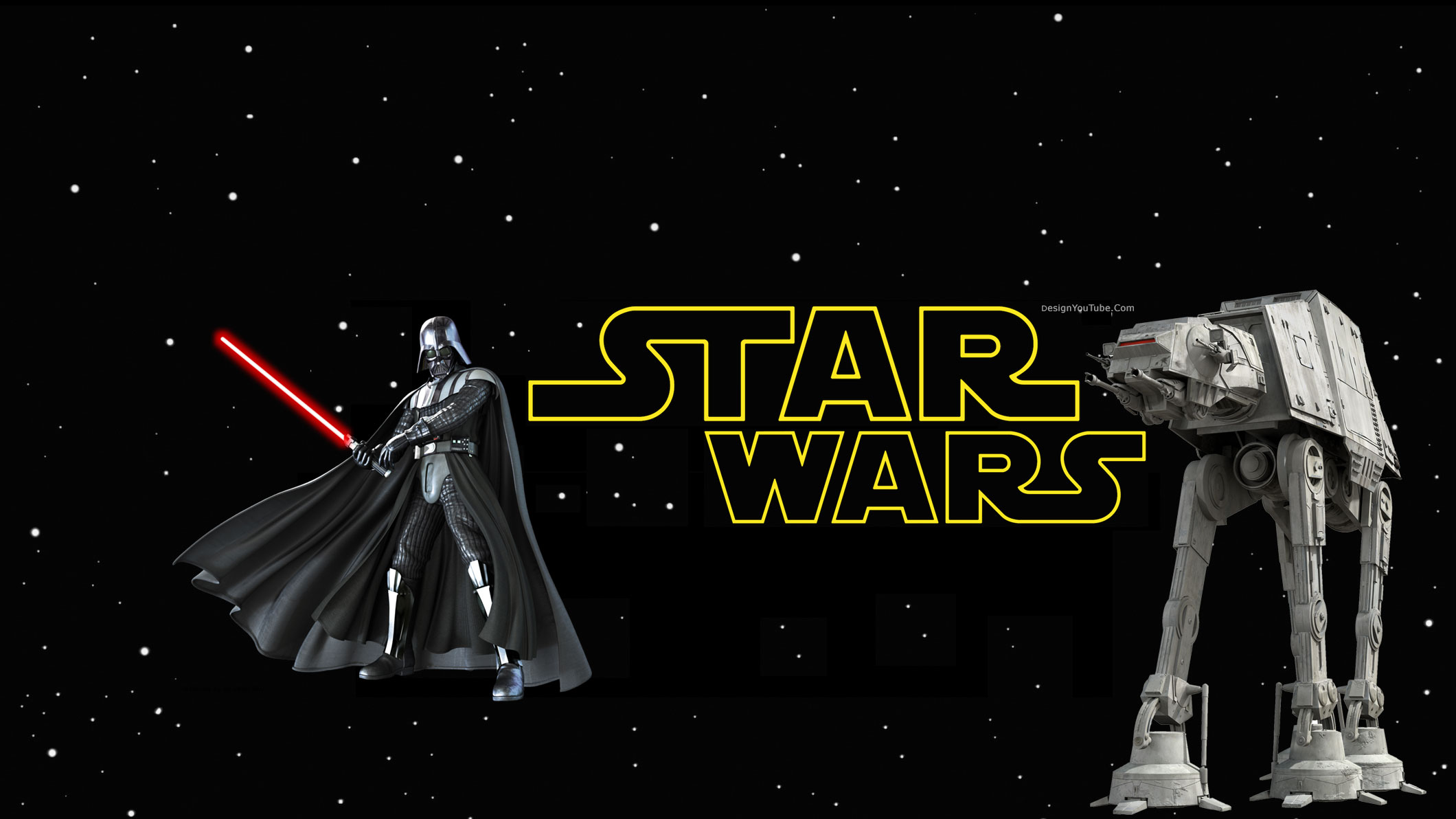 Star Wars Youtube Channel Art