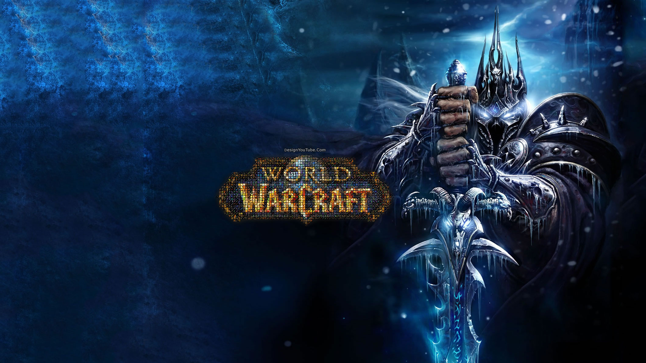 World of Warcraft YouTube Channel Art